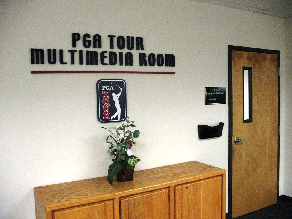 The Ponte Vedra Beach Branch Library has transformed its former PGA TOUR Media Room into a new Library Programming Room.