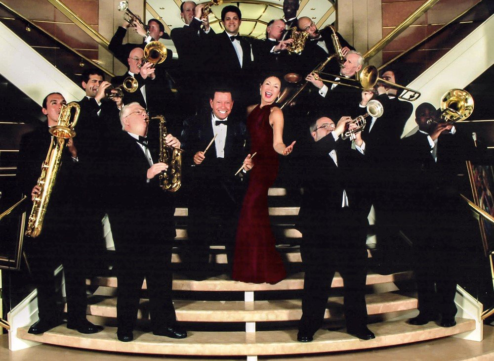 The Les DeMerle Big Band, with Bonnie Eisele, will present the eighth annual Mother's Day Big Band Bash on May 12 at the Omni Amelia Island Plantation.