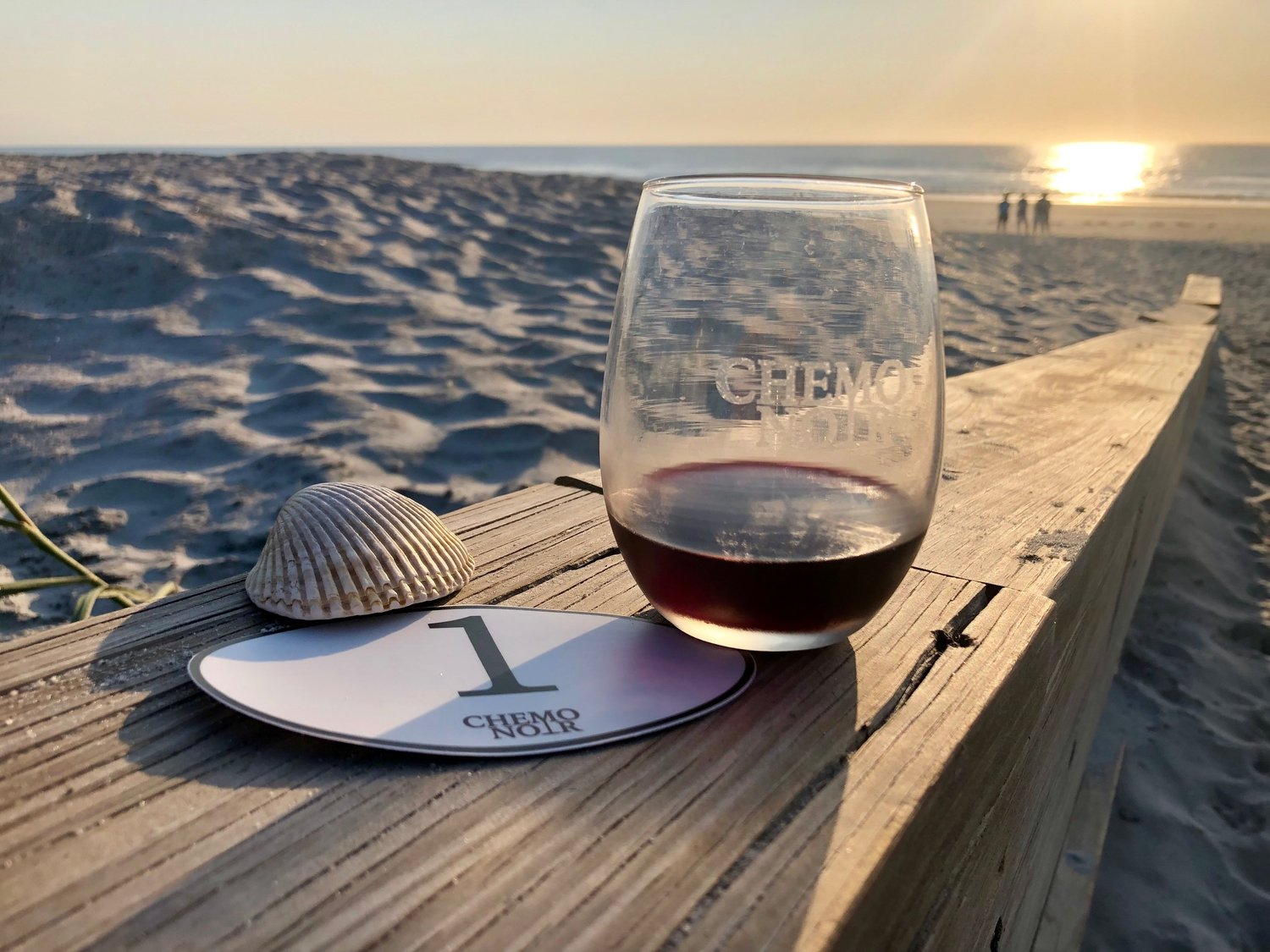 Chemo Noir will hold its 1-mile race and wine tasting event at Casa Marina Restaurant and Hotel in Jacksonville Beach on June 15.