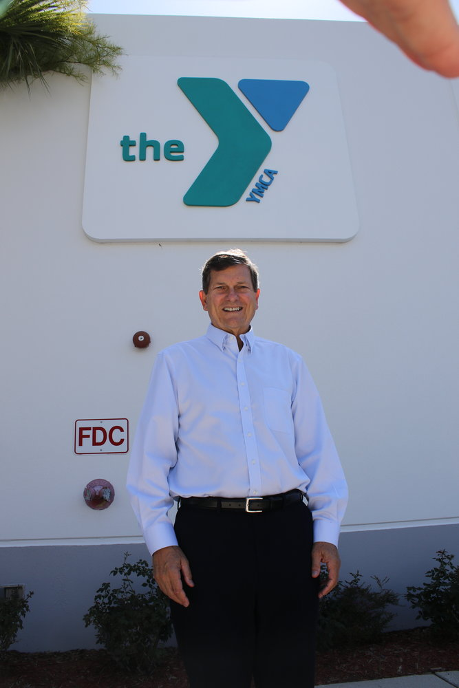 Bob Conklin, vice president of operations at the Ponte Vedra YMCA, has been with the YMCA movement since the 1970s, and with the local Y since August 2018.