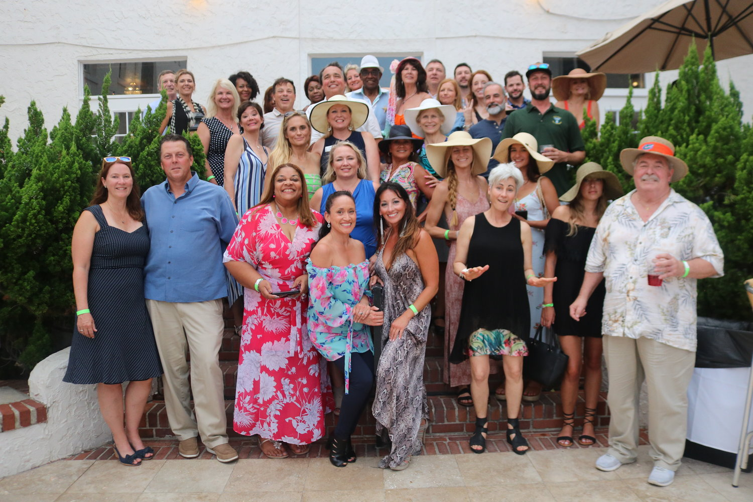 Sterling's Summer Pier Dance was hosted at the Casa Marina Hotel beachfront courtyard on June 4 to benefit the Beaches Emergency Assistance Ministry (BEAM) organization.
