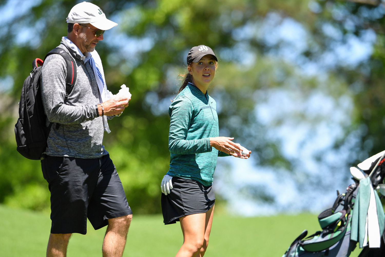 Hannah Berman, a senior at Jacksonville University, will compete in the Ladies National Golf Association Amateur Championship beginning July 29.