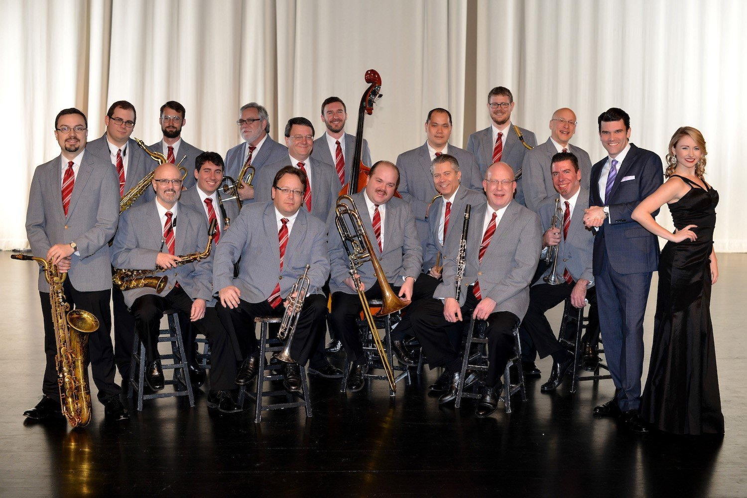 As part of EMMA Concert Series' 41st season, Glenn Miller Orchestra will perform on Jan. 25.