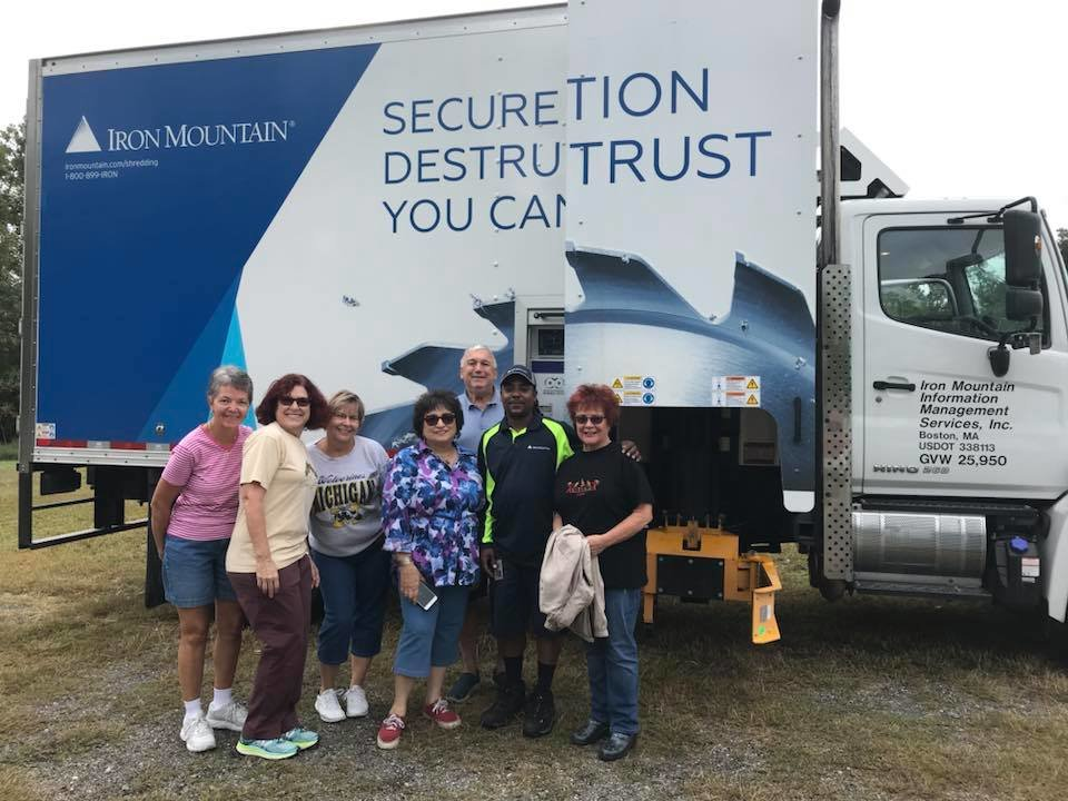 Lord of Life Lutheran Church, will host its second annual shredding fundraiser in the parking lot of the church from 9 a.m. to noon, Aug. 17.