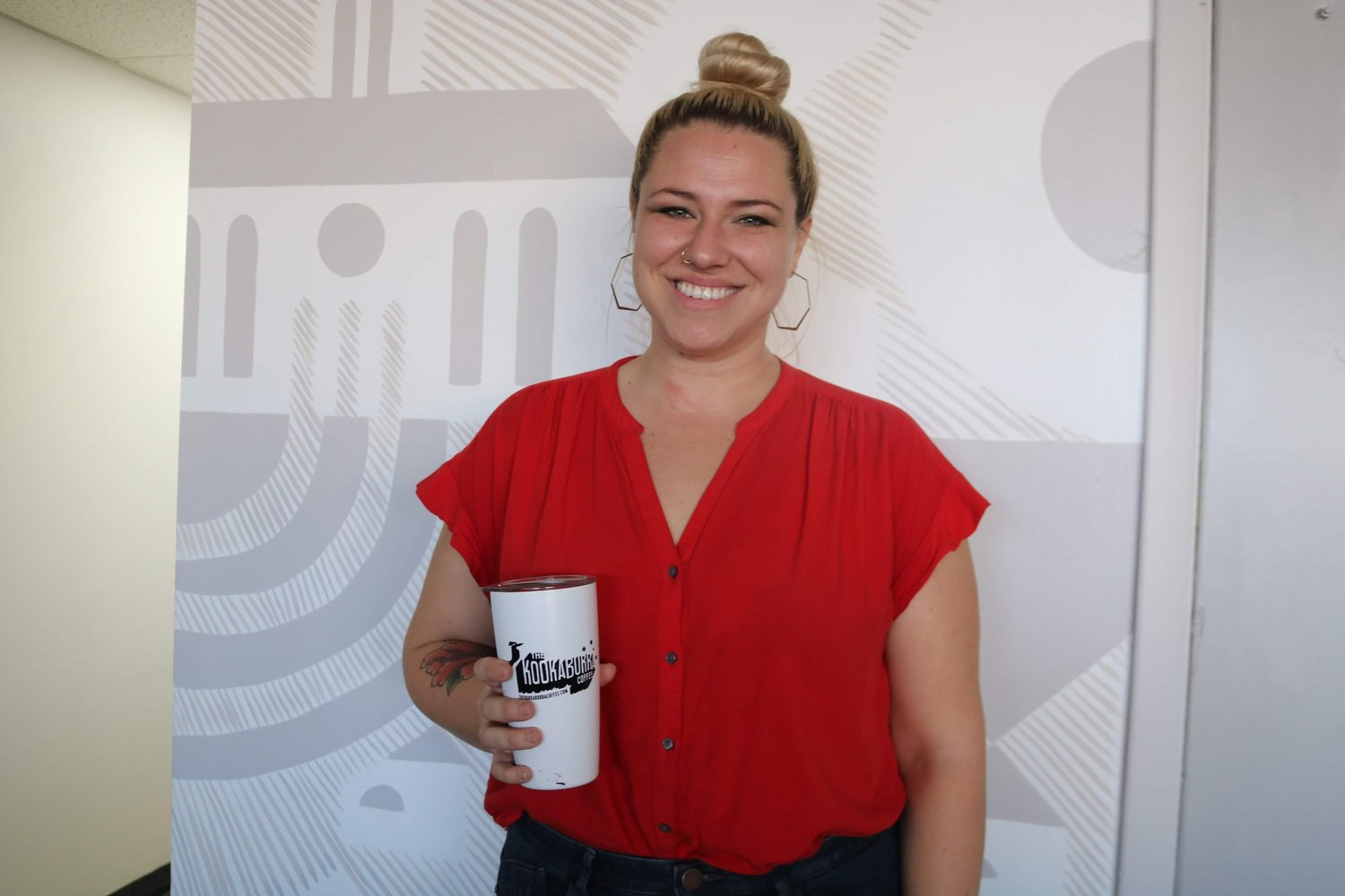 "The Kookaburra Coffee raised $2500 to donate to WIRES Wildlife Rescue and New South Wales Rural Fire Service, which are ""huge and very influential foundations,"" according to Kookaburra's director of sales Brittany Vidal."