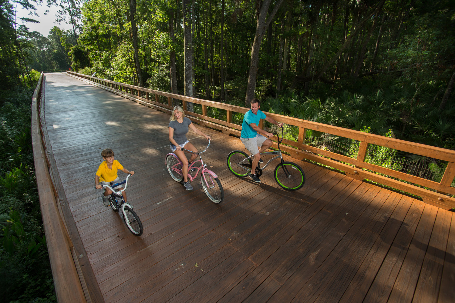 Nocatee is a family-friendly community with ample opportunities to enjoy the outdoors.
