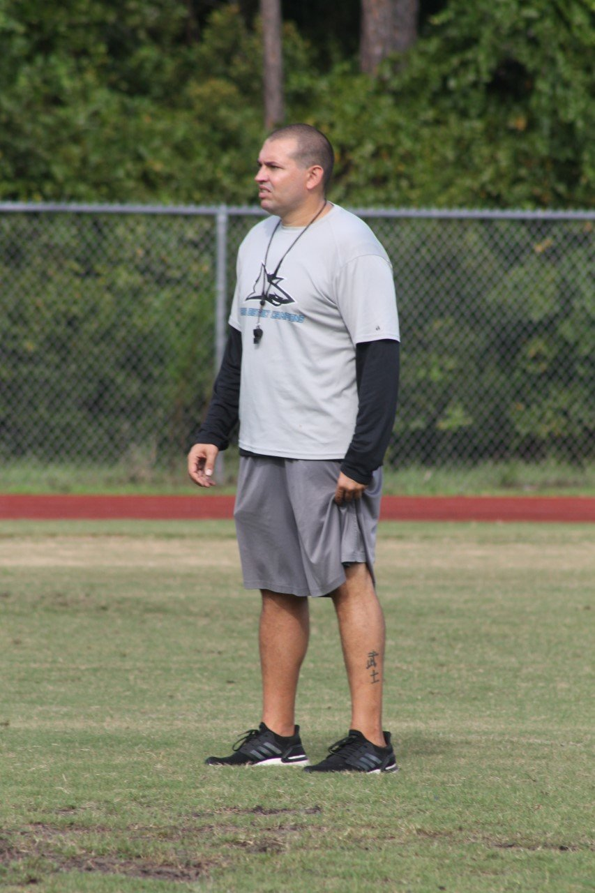 Jeff DiSandro resigned as coach at Ponte Vedra last week in his second season with the Sharks.