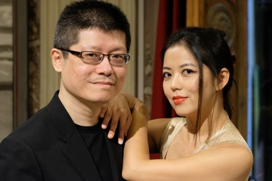 Duo Beaux Arts, the husband-and-wife team of Steinway artist Tao Lin. and Dr. Catherine Lan , will perform Feb. 20 at St. Anastasia Catholic Church.