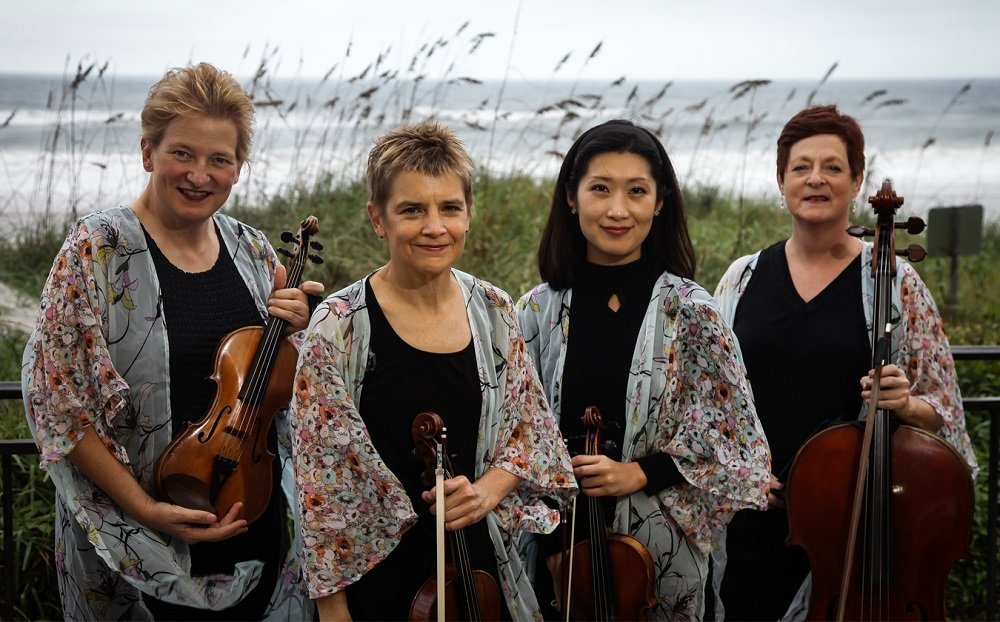 The Florida Chamber Music Project will hold two spring shows at the Ponte Vedra Concert Hall. The first show will be Sunday, April 25, and the second one will be Sunday, May 23.