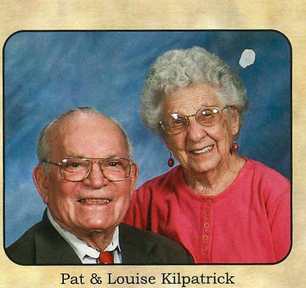 Pat and Louise Kilpatrick were longtime residents of Cypress Village.