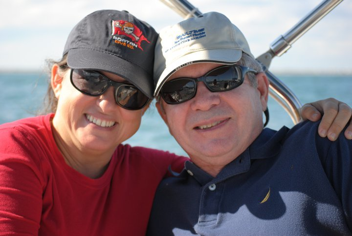 Sailing enthusiasts Rose Ann and Chuck Points own St. Augustine Sailing Enterprises, one of the major sponsors for the 2021 St. Augustine Race Week.