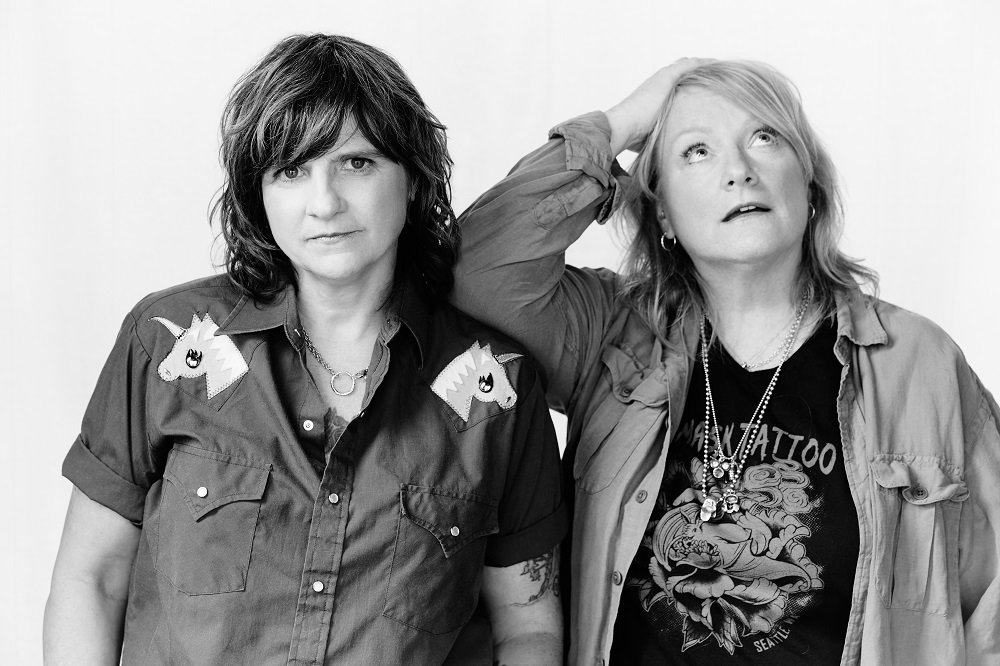 The Indigo Girls will perform at the St. Augustine Amphitheatre on May 30.