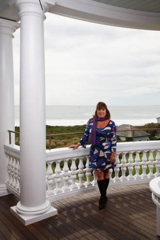 Tina Cherenzia of Woodmansee's