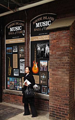 Pawtucket's Hope Artiste Village will host the new Rhode Island Music Hall of Fame
