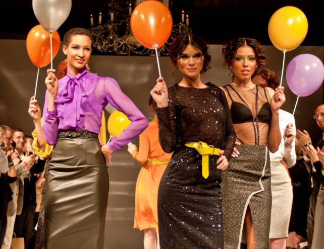 Models will grace the runway at StyleWeek Providence's Autumn/Winter 2012 edition