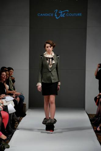 """Candice Wu's """"Esoteric"""" at StyleWeek Providence"""