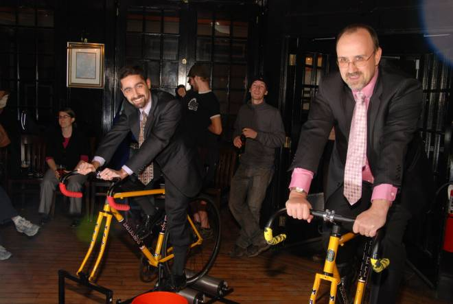 RI VeloSprints hosts its season finale at McFadden's on April 1