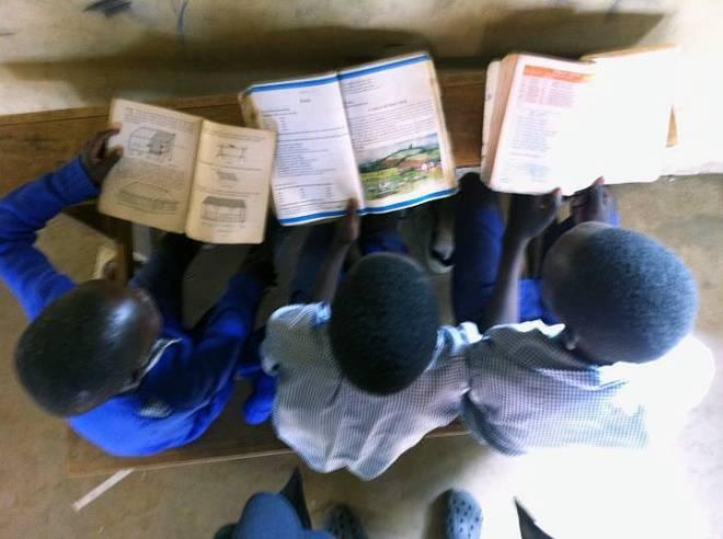 Kenya's Imagine Library
