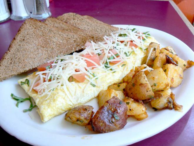 Brickway on Wickenden is a perennial brunch favorite in Fox Point