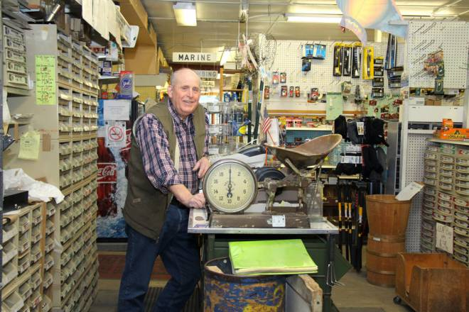 Gary Wagenbach is trying to keep Mercier's Hardware, which has been open since 1923, alive in Warren