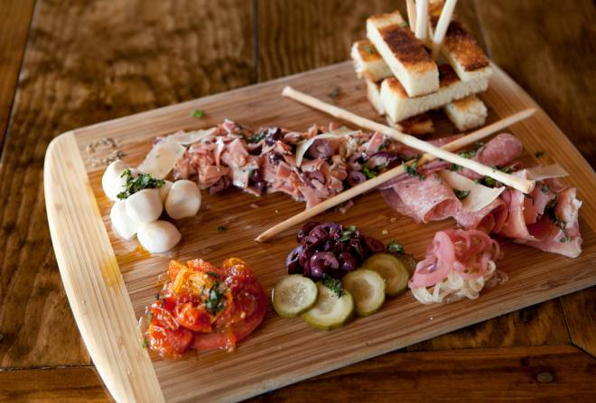Antipasto Board for Two at Rocco's Pub & Grub in Smithfield