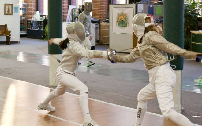 Rhode Island Fencing Academy and Club in East Providence