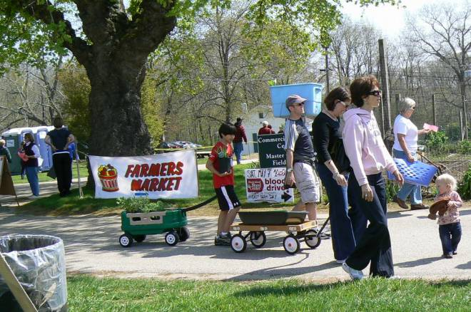 URI's East Farm Spring Festival is May 12