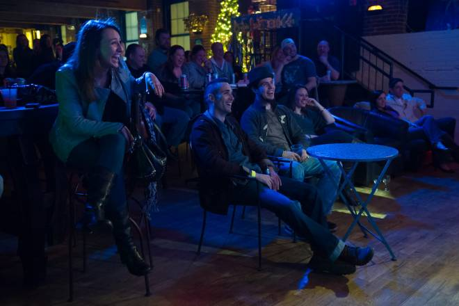 Knockdown Stand-Up brings comedy to the Spot Underground Friday night