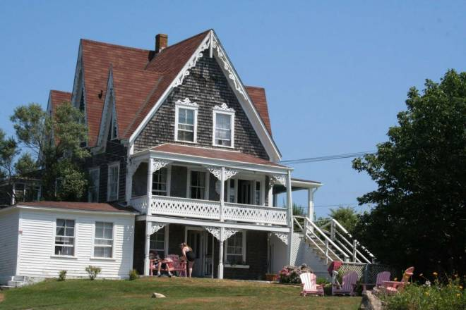 The Gothic Inn on Block Island