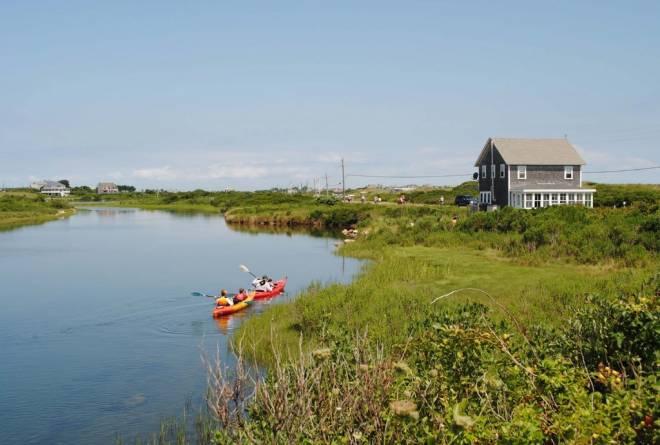 Explore Block Island with Pond & Beyond Kayak Tours