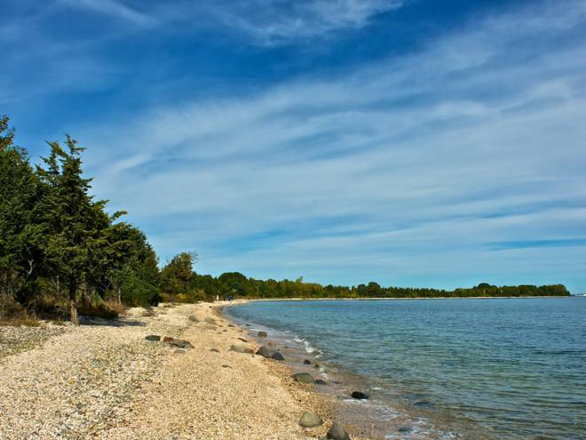 John H. Chafee Nature Preserve in North Kingstown