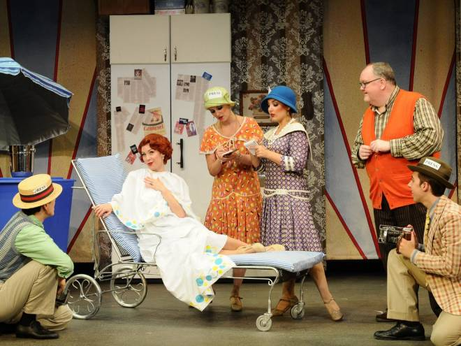 The Drowsy Chaperone at Theatre by the Sea