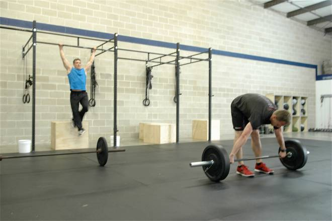 CrossFit Prowess in Seekonk