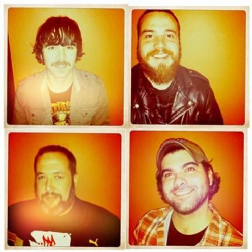 Northern Lands: (clockwise from top left) Josh Cournoyer, Josh Wallace, Peter Hayden, Aaron Jaehnig