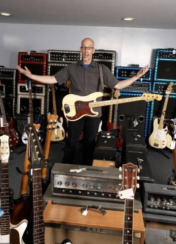 Jeff Keithline of Empire Guitars
