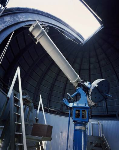 Ladd Observatory at Brown University