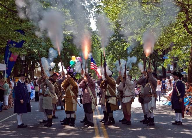 Don't miss the Gaspee Days celebration this weekend
