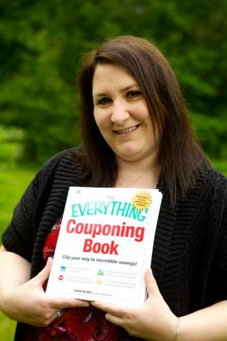 Karen Wilmes recently published The Everything Couponing Book