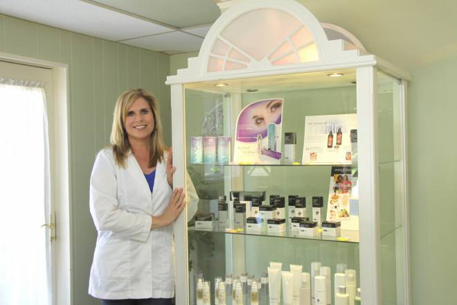 Lynne Beaulieu owns Simply Skin