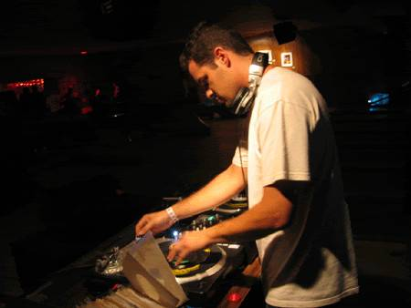 DJ Save 1 plays the Burnside Park Beer Garden Music Series on July 5