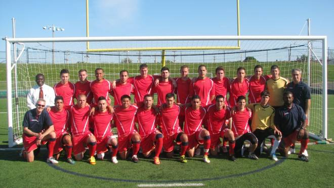 The Rhode Island Reds play in the Northeast Atlantic Conference governed by the National Premier Soccer League