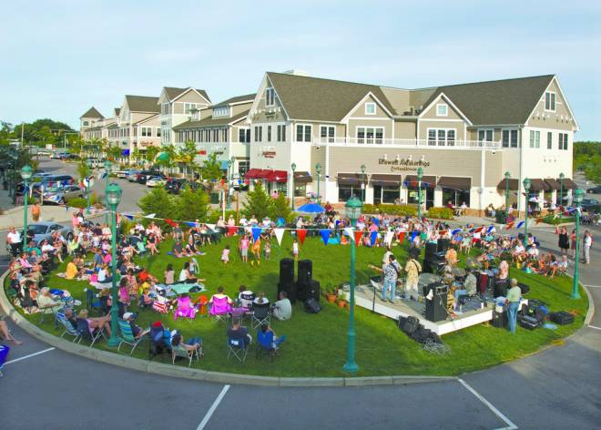 Concerts at South County Commons