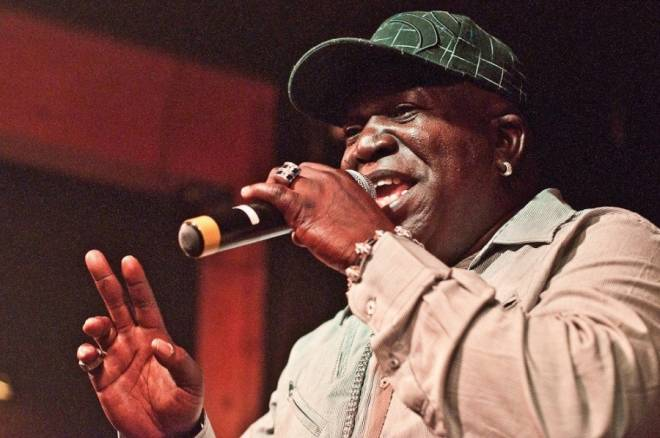 Barrington Levy headlines the Newport Waterfront Reggae Festival, August 11
