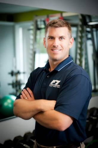 Matt Gagliano owns Fitness Together in Barrington