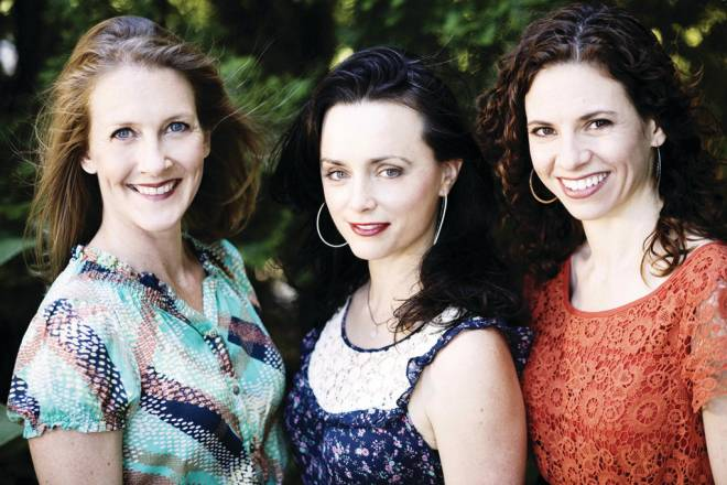 Americana trio Red Molly opens the 20th anniversary season of Common Fence Music in Porstmouth on September 22