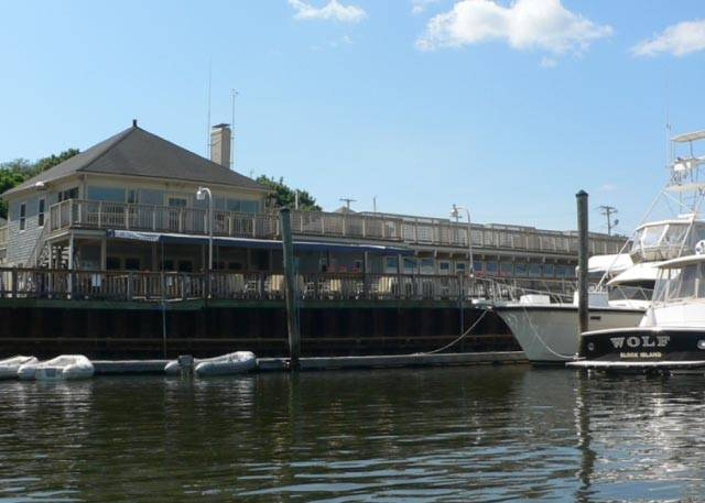 The East Greenwich Yacht Club is the site of Savor East Greenwich on September 13