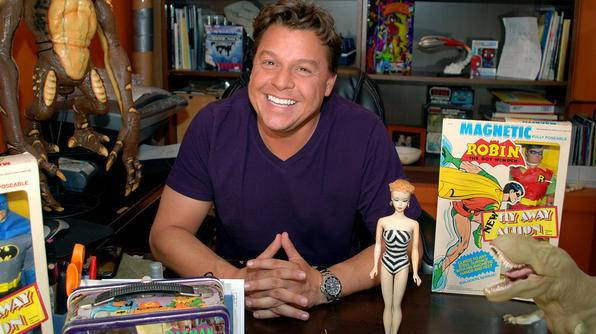 Jordan Hembrough of Travel Channel's Toy Hunter will appear at RI Comic Con