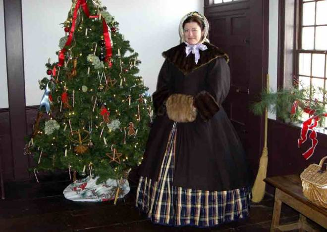 Christmas at Smith's Castle in Wickford