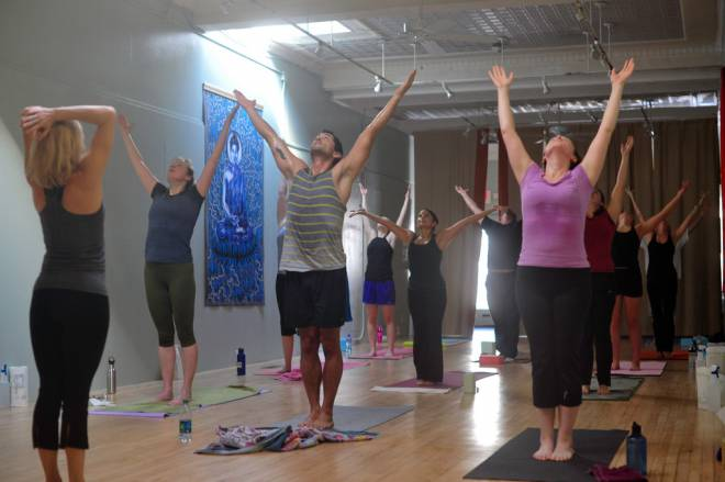 Wayland Square Power Yoga