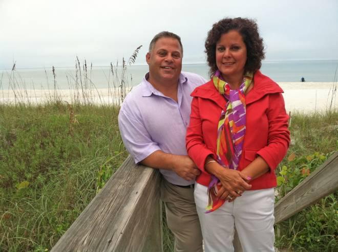 Matty Fund founders Richard and Debra Siravo
